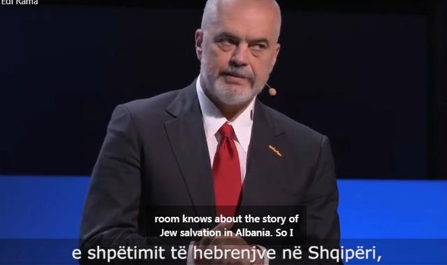 Përkujtimi i Holokaustit/ Rama: I hapëm dyert hebrenjve,