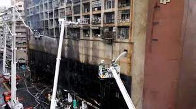 Tragjedia/ Zjarr në një ndërtesë në Tajvan, 46 viktima