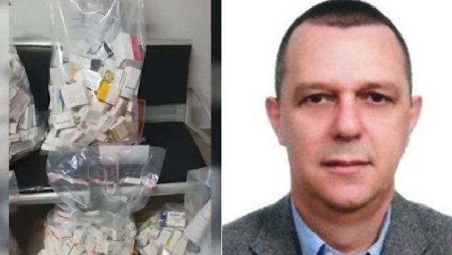 Ilaçe kontrabandë gjatë pandemisë, del nga qelia