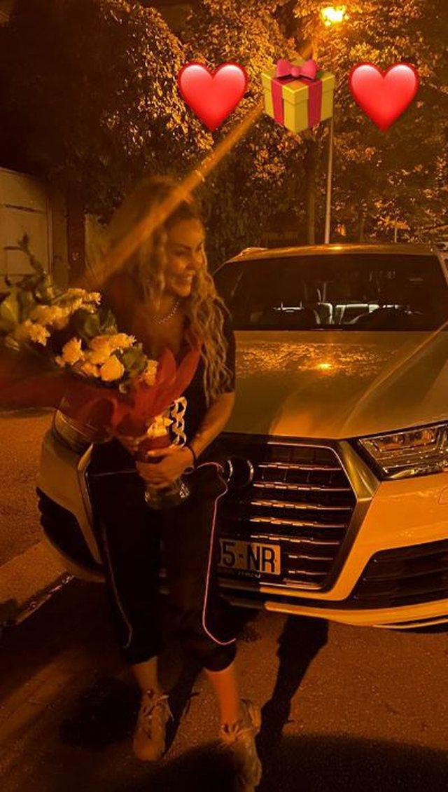 Fjolla Morina merr dhuratën luksoze nga i dashuri misterioz (FOTO)