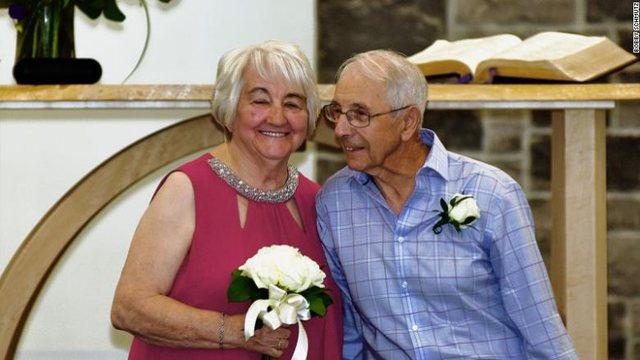 FOTO/ Historia e jashtëzakonshme e dashurisë, u ndanë në