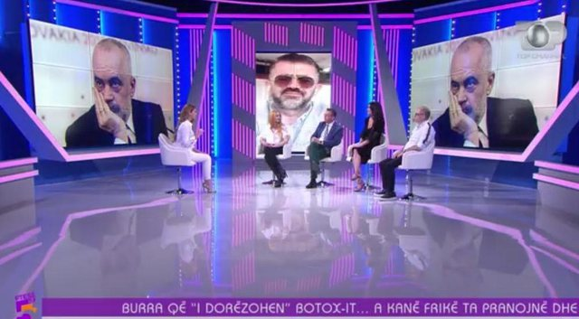"""Kirurgu plastik iu nxjerr """"të palarat"""" politikanëve"""