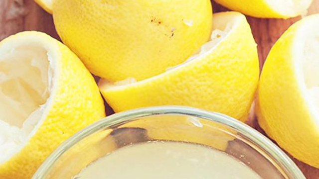 Lëngu i limonit si tonik special për organizmin