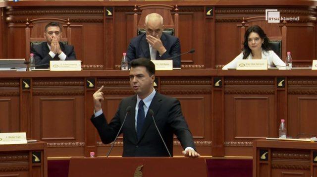 """""""Halli im o Edi Rama janë shqiptarët""""! Basha-Ramës: 4"""