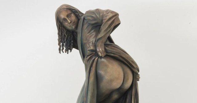 """""""Moona Lisa"""" e re tregon të pasmet, në muzeun anglez (Foto)"""