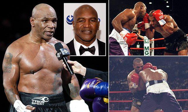 Holyfield-Tyson, bisedime për të zhvilluar triologjinë 24 vite