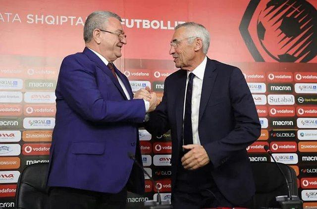 Edi Reja do të lërë kombëtaren shqiptare për të