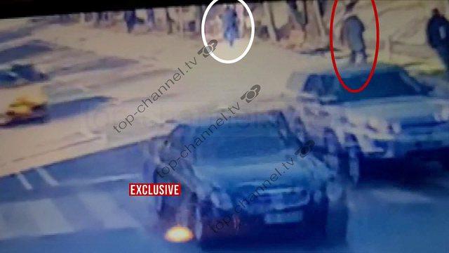Del VIDEO/ Si ndodhi vrasja në mes të Tiranës, momenti kur Ernejt