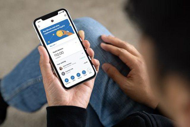 PayPal pranon kriptovalutat në Britaninë e Madhe