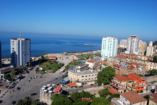 Qytetet bregdetare më të prekurit nga Covid