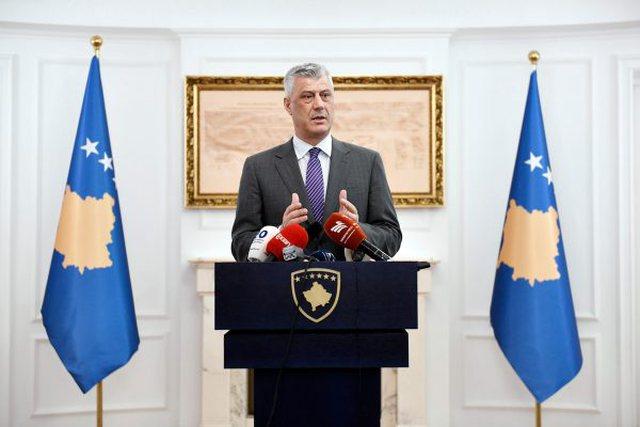 """Serbia """"siguroi provat për krime lufte"""" kundër presidentit"""