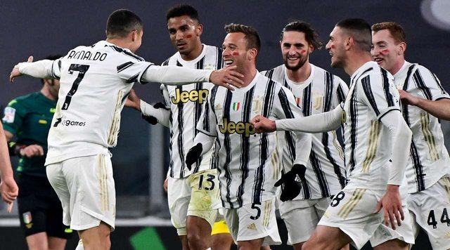 Nuk ndalet Ronaldo/ I dhuron fitoren Juventus-it dhe vendos një rekord