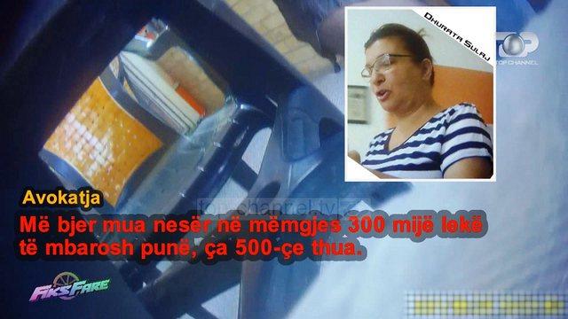 Vijon skandali në Apelin e Vlorës/ 300 mijë lekë ryshfet