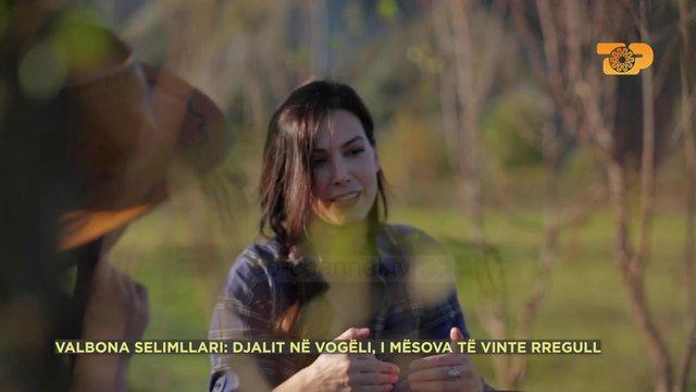 Emocionohet Valbona Selimllari! Rrëfen dashurinë e parë të