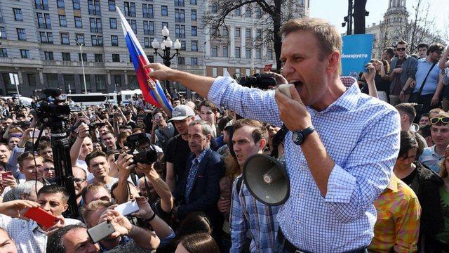 Grupet opozitare ruse sfidojnë urdhrin e Putin
