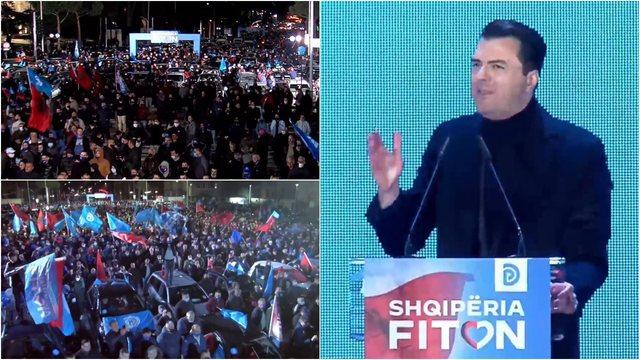 Basha flet si kryeministër: Misioni im madhor, futja e Shqipërisë