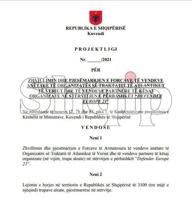 Super stërvitja/ Zgjedhjet në Shqipëri nën