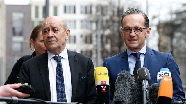 Franca e Gjermania mesazh Erdoganit: Do mbrojmë sovranitetin e