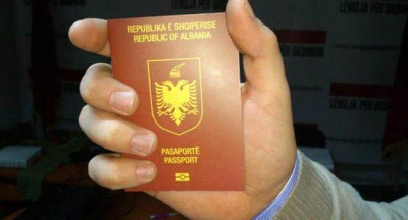 """""""Mbi 156 mijë pasaporta fëmijësh janë prodhuar në"""
