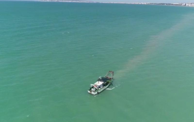 Skandali në Golem, peshkarexha gërryen detin rreth 100 metra larg