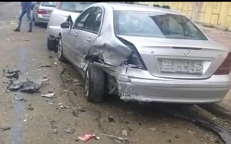 Aksident në Lezhë/ Makina me super shpejtësi merr para 4