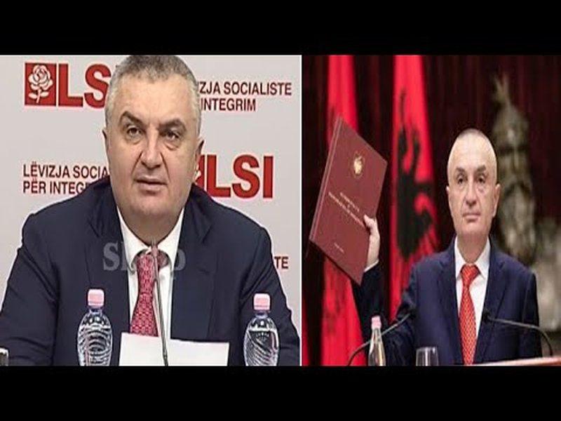 Ilir Meta me dy standarde/ Si President shtyn zgjedhjet, kurse si Kryetar i LSI