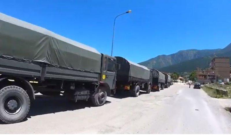 Ç'po ndodh në Bulqizë? Ja si e ka blinduar Ushtria