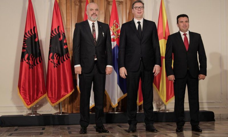 Televizioni serb Tanjug censuron kryeministrin Rama kur flet shqip (VIDEO)