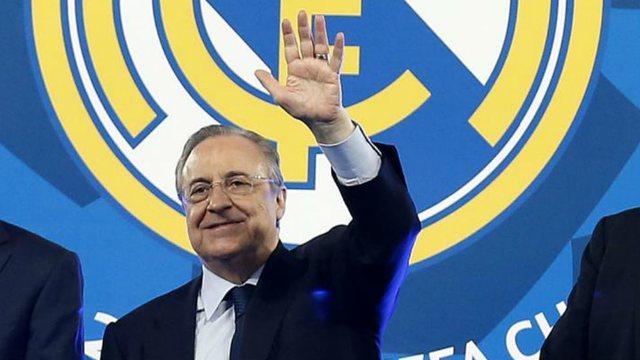 Perez nuk heq dorë nga Real Madrid, sërish president i