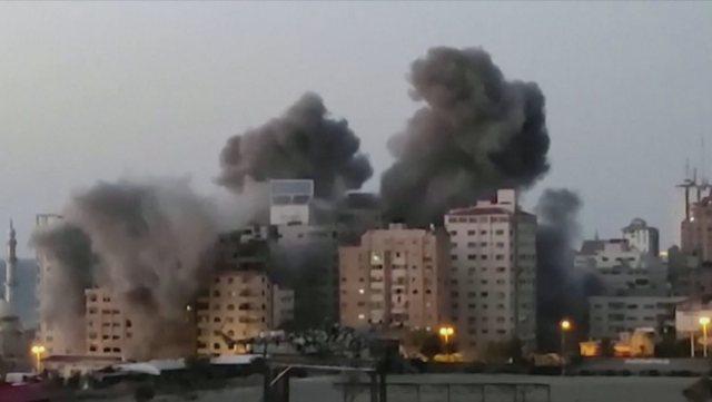 Shkëmbimi i raketave mes Izraelit dhe Palestinës, vritet komandanti i