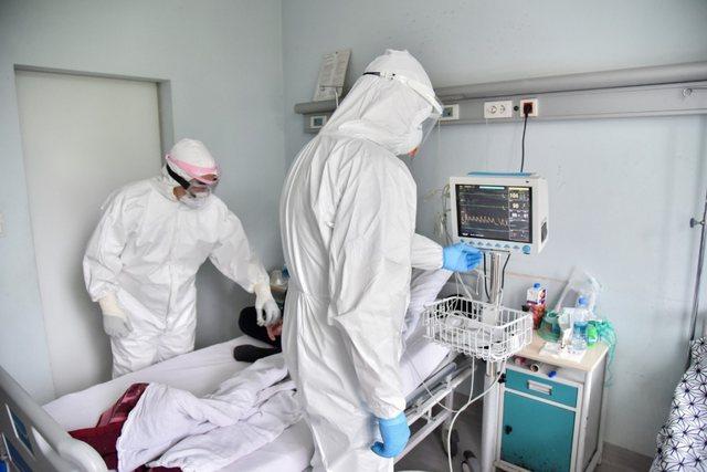 Situata e Covid-19 në Kosovë, 844 të shtruar në spital, 38