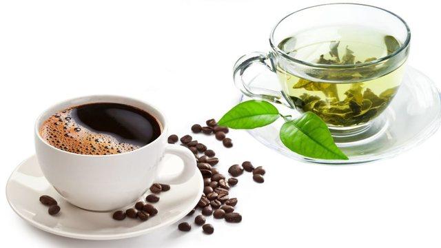 Kafe dhe çaji janë pijet më të konsumuara në