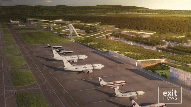 Fitoi tenderin, Behgjet Pacolli: Aeroporti i Vlorës do të jetë