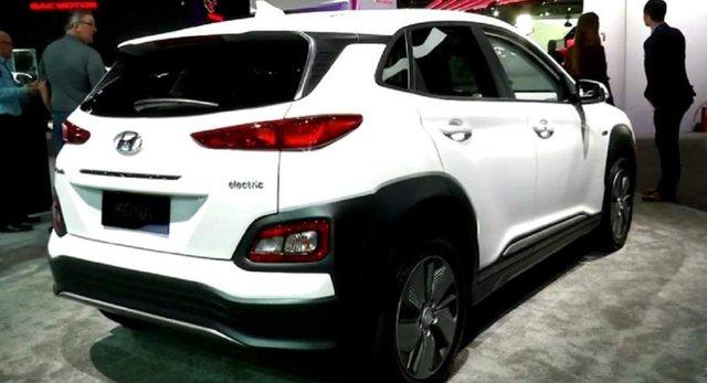 Makinat elektrike me probleme, Hyundai tërheq nga tregu mbi 82 mijë