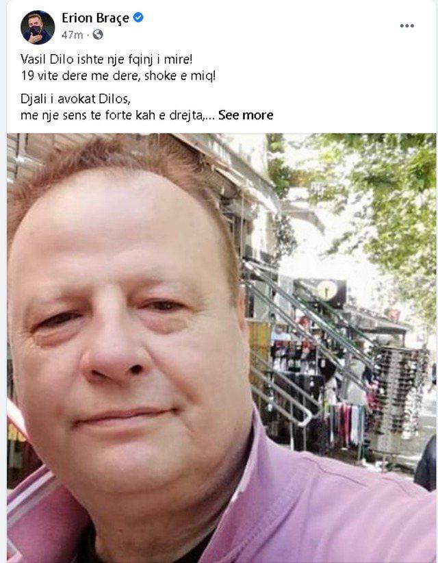 Braçe humb mikun e tij të ngushtë: 19 vite derë më