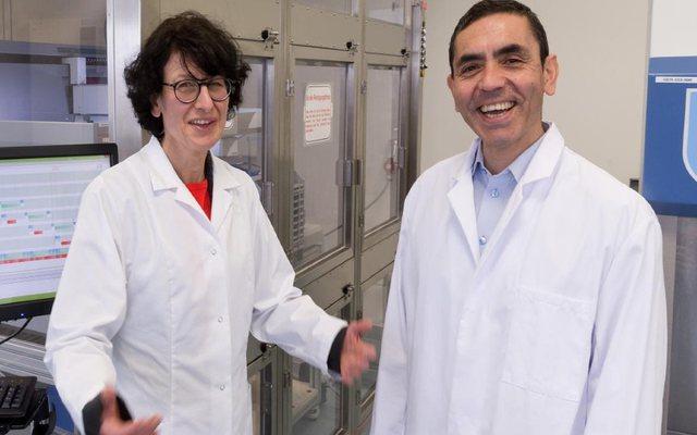 Krijuan vaksinën antiCovid, çiftit turk i jepet urdhri më i