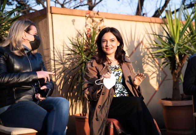 Spiropali takohet me gratë në Paskuqan: I ka ardhur fundi