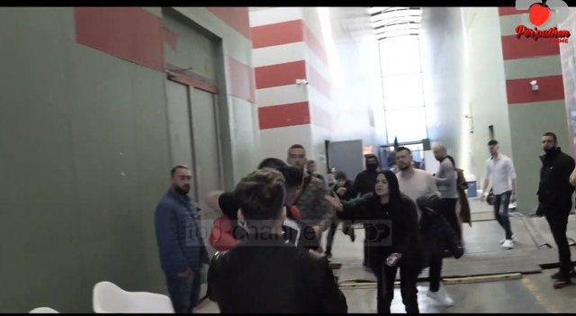Sherr i dhunshëm në korridoret e Top Channel, Edi dhe Dori