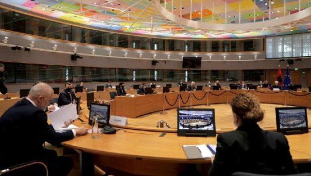 Takimi i Këshillit të Stabilizim Asociimit/ BE: Shqipëria progres