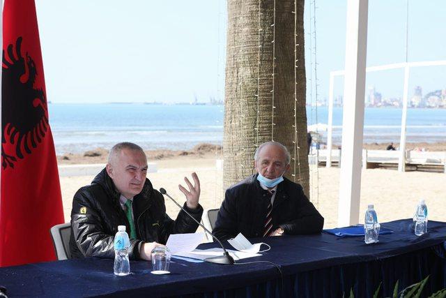 Meta në Durrës: Në referendumin e 25 prillit populli do