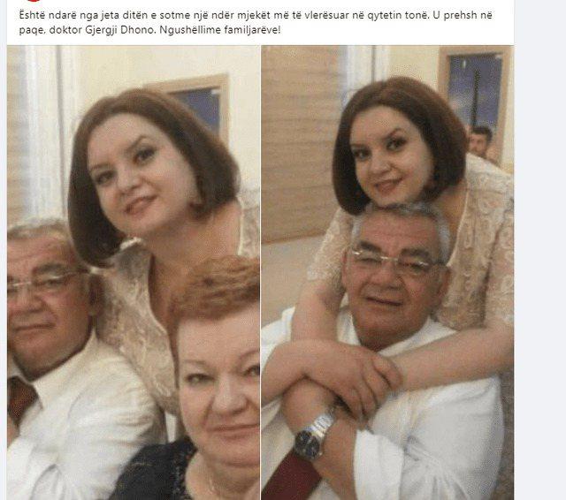 Mjekësia në zi/ Ndahet parakohe nga jeta doktori i njohur shqiptar