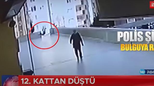 Vdes tragjikisht 16-vjeçari në Turqi, ra nga kati i 12