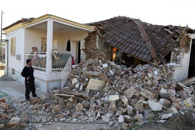 Tmerri vazhdon në Greqi, shkundet nga një tjetër tërmet