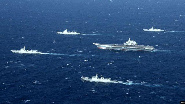 Flota ushtarake e Kinës tani më e madhe se ajo e Shteteve të