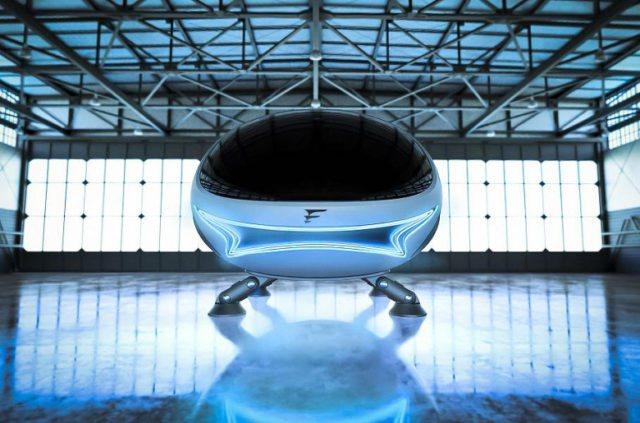 Rusia publikon pas 2 vitesh modelin e taksisë fluturuese (Foto)