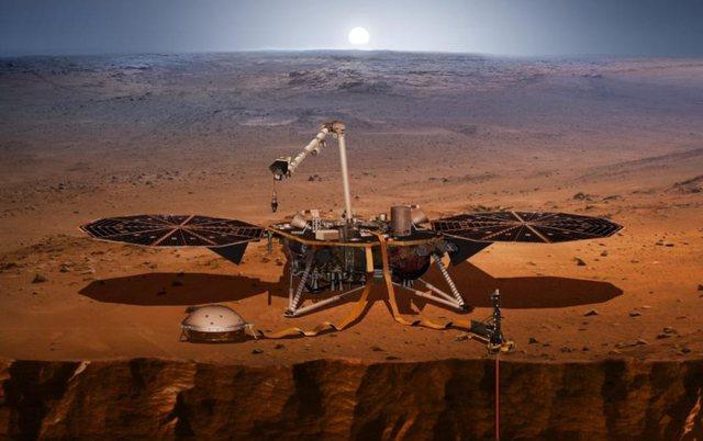 Informacione të reja nga planeti Mars, NASA paralajmëron dy