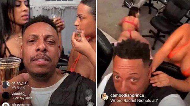 Postoi video me striptiste dhe i dehur, humb punën legjenda e NBA