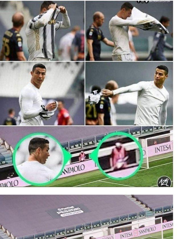 Hodhi fanellën në tokë? Juventus i del në mbrojtje Cristiano