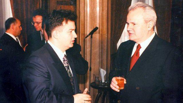 Daçiç: Para arrestimit, Millosheviçit iu ofrua arratisja