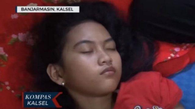 Kjo vajzë fle për 13 ditë me radhë, njihuni me